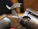 """Remington Beals 3rd Model Pocket Revolver Serial Number 917. """"The Remington Root"""" also called - 10 of 25"""