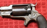 """Remington Beals 3rd Model Pocket Revolver Serial Number 917. """"The Remington Root"""" also called - 5 of 25"""