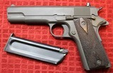 Colt 1911 ACE 22LR Parkerized with one Magazine and Wartime Grips