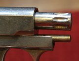 Colt 1908, Nickel with Factory Pearl Grips with Recessed Colt Medallions, Cal. .25 ACP - 14 of 25