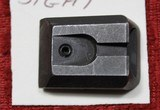 Novak Fixed Rear Sight for a full size 1911 - 3 of 16