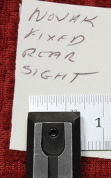Novak Fixed Rear Sight for a full size 1911 - 8 of 16
