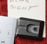 Novak Fixed Rear Sight for a full size 1911 - 14 of 16