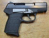 Kel-Tec PF-9 PF9 9mm with One Magazine and Pocket Clip Pistol