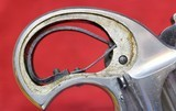 Remington O/U Derringer (E. Remington & Sons) Nickel Plated - 22 of 25