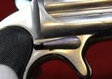 Remington O/U Derringer (E. Remington & Sons) Nickel Plated - 25 of 25