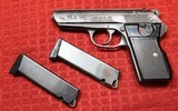 CZ ~ VZOR 70 ~ .32 Auto or 7.65 mm with two magazines - 1 of 25