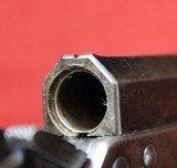 REMINGTON VEST POCKET 41RF CAL. SAW HANDLE DERRINGER CIRCA 1860'S. - 16 of 25