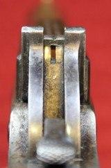 REMINGTON VEST POCKET 41RF CAL. SAW HANDLE DERRINGER CIRCA 1860'S. - 25 of 25
