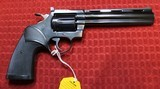 "Colt Diamondback 6"" Blue 22LR with Original Box and Replacement Box - 11 of 25"