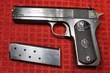 Colt Model 1903 Pocket Hammer .38 A.C.P. MFG. 1927