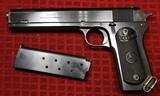 Colt Model 1902 Military Pistol 38 Rimless Smokeless, 6