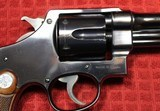 """Smith & Wesson 38/44 Heavy Duty 38 Special 5"""" Barrel Pre-War.No S in the serial Number - 4 of 25"""