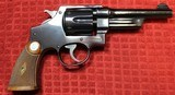 """Smith & Wesson 38/44 Heavy Duty 38 Special 5"""" Barrel Pre-War.No S in the serial Number - 2 of 25"""