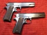Documented Factory Inscribed St. Louis Police Dept. Colt Super 38 Semi-Automatic Pistol Consecutive Pair - 2 of 25