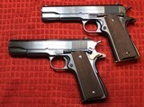 Documented Factory Inscribed St. Louis Police Dept. Colt Super 38 Semi-Automatic Pistol Consecutive Pair - 1 of 25