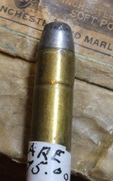Peters Cartridge Company .45-60 Smokeless 300 Grain Black Powder Full Box of 20 - 17 of 17