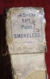 Peters Cartridge Company .45-60 Smokeless 300 Grain Black Powder Full Box of 20 - 6 of 17