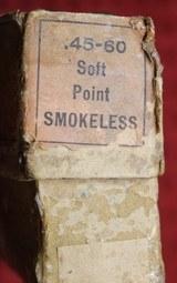 Peters Cartridge Company .45-60 Smokeless 300 Grain Black Powder Full Box of 20 - 5 of 17