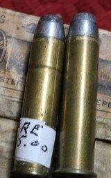 Peters Cartridge Company .45-60 Smokeless 300 Grain Black Powder Full Box of 20 - 14 of 17