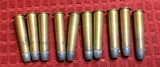 Vintage Winchester 40-60 40 Caliber 60 Grs 210 Grs Bullet box of 20 Cartridges - 11 of 22