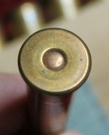 Vintage Winchester 40-60 40 Caliber 60 Grs 210 Grs Bullet box of 20 Cartridges - 18 of 22
