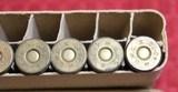 Vintage U.M.C. 40-70 40 Caliber 70 Grs 330 Grs Bullet box of 20 Cartridges .40-70-330 - 9 of 18