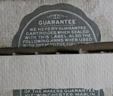 Vintage U.M.C. 40-70 40 Caliber 70 Grs 330 Grs Bullet box of 20 Cartridges .40-70-330 - 14 of 18