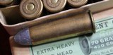 Vintage Winchester .50-70 Government Center Fire Cartridges Box of 20 - 22 of 25