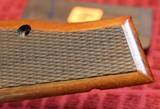 Original Browning Hi Power HP 35 Factory Grips Walnut 9mm - 7 of 25