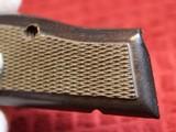 Original Browning Hi Power HP 35 Factory Grips Walnut 9mm - 14 of 25