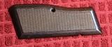 Original Browning Hi Power HP 35 Factory Grips Walnut 9mm - 3 of 25