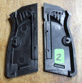 Original Browning Hi Power HP 35 Factory Grips Plastic Polymer 9mm or 40S&W - 2 of 6