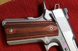 Action Works Custom 1911 Commander 45ACP Stainless by Don Williams - 5 of 25