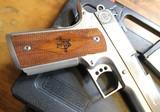 Nowlin Match Master 1911 38 Super Full Hard Chrome by John Nowlin Senior - 5 of 25