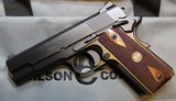 Wilson Combat CQB Commander 1911 45ACP with upgrades