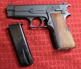 Browning Hi Power HP Mini 9mm Custom by Austin Behlert