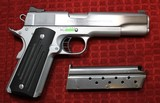 Colt 1911 Government 9mm Custom by John Harrison Large Letter Series 70