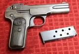 Fabrique National Herstal Belgique Browning Model 1900 .32acp (7.65mm) Pistol - 1 of 25