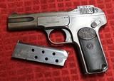 Fabrique National Herstal Belgique Browning Model 1900 .32acp (7.65mm) Pistol - 2 of 25
