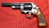 "Smith & Wesson 28-2 6"" 357 Magnum Blue Revolver S Serial Number"