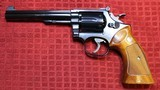 """Smith & Wesson 14-3 Single Action Only Not Double Action 6"""" 38 Special Blue Revolver"""