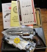 Ruger Vaquero KNV-34-FD S/S 357 mag TALO #05159 6 Shot Revolver Single Action