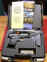 Sig P 938-9-XTM-BLKGRY-AMBI 9mm Semi Pistol