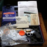 """Colt Detective Special 3"""" Barrel6 Shot 38 Special Revolver DS-II SD1030"""