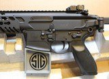 Sig Sauer MCX 5.56x45 M/M, (.223 Rem) RMCX-16B-TFSAL-P Folding Stock Rifle - 4 of 25