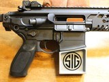 Sig Sauer MCX 5.56x45 M/M, (.223 Rem) RMCX-16B-TFSAL-P Folding Stock Rifle - 9 of 25
