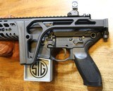 Sig Sauer MCX 5.56x45 M/M, (.223 Rem) RMCX-16B-TFSAL-P Folding Stock Rifle - 12 of 25