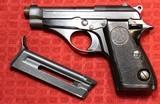 Beretta M-71 Jaguar .22LR Pistol with Threaded Barrel