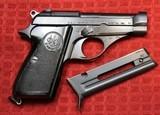 Beretta M-71 Jaguar .22LR Pistol with One Magazine